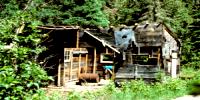 Simkea-Ortschaft:Holzfällerlager