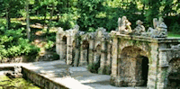 Simkea-Ortschaft:Portalplatz