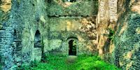 Simkea-Ortschaft:Alte Ruine
